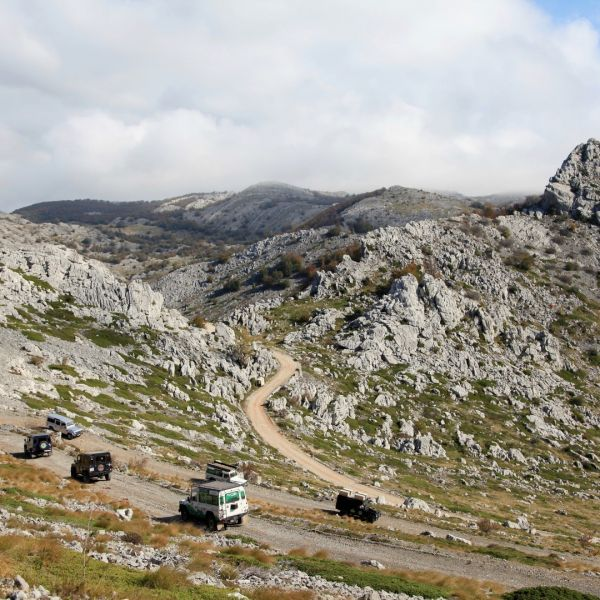 Velebit jeep safari