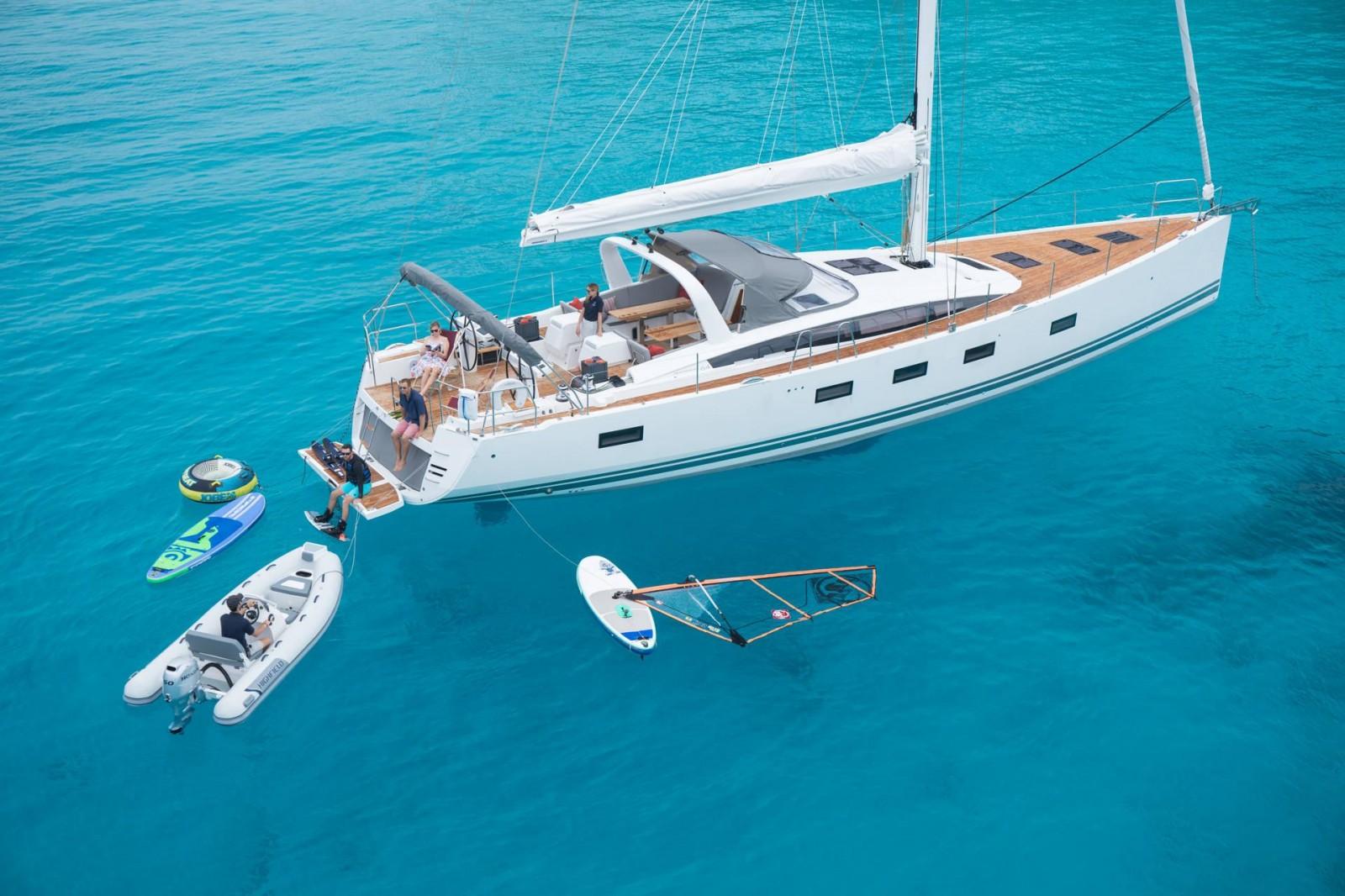 Sailing boats Charter, Croatia, Zadar
