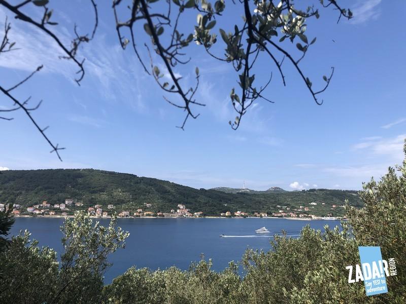 Day trip lazaret  view of ugljan