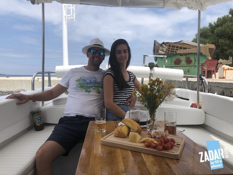 Day trip lazaret couple