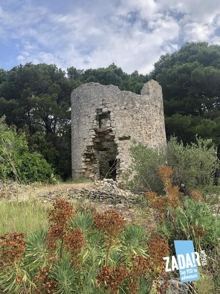 Day trip lazaret windmill