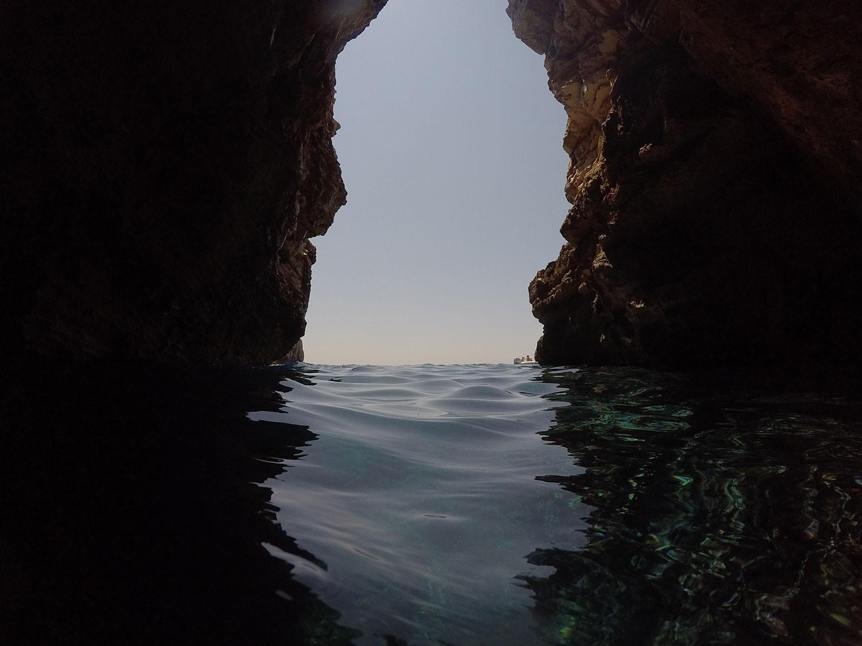 Cave exploring Croatia