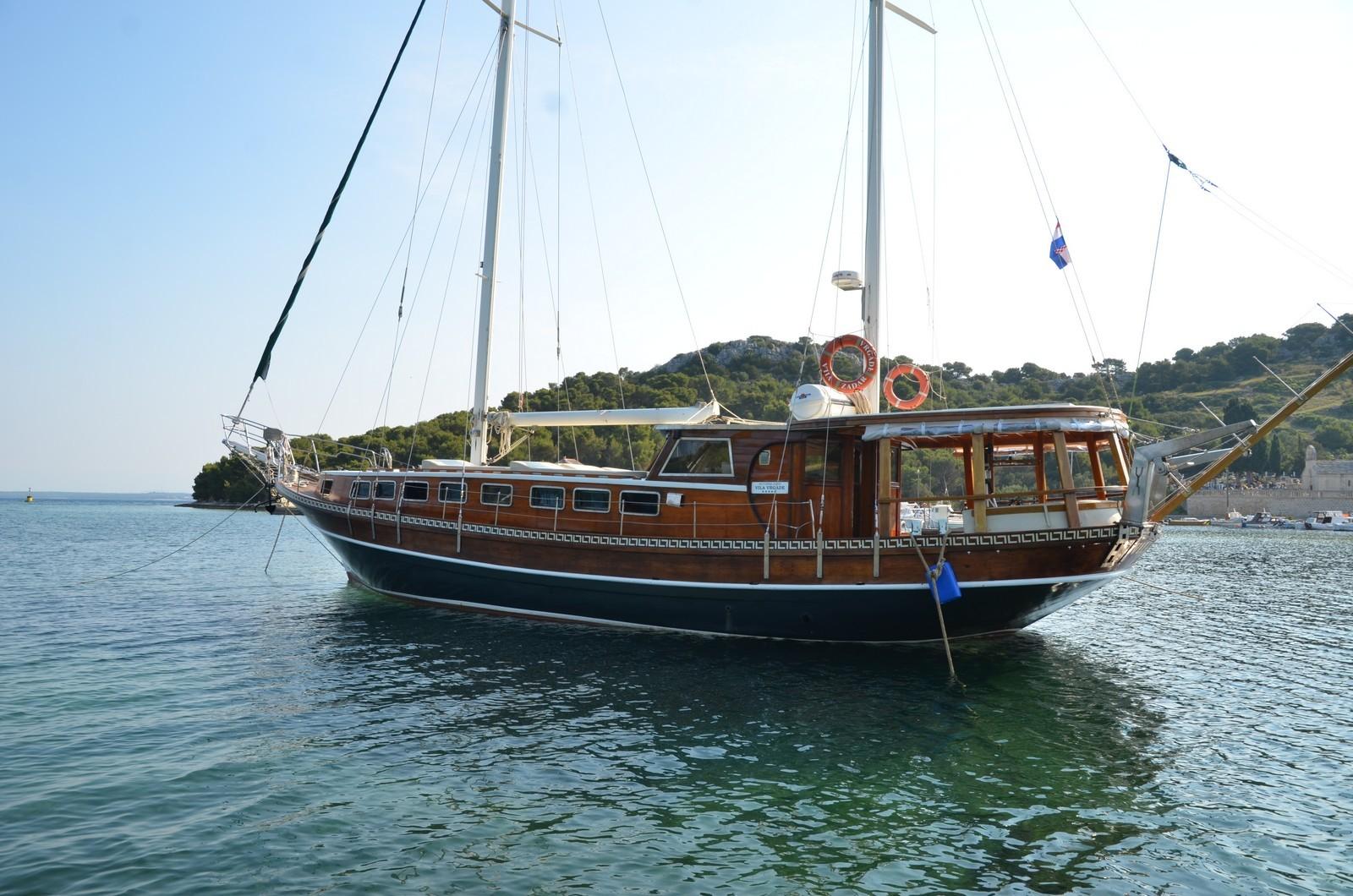 Gulets Charter Croatia, Zadar