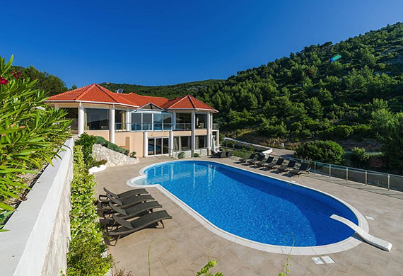 Wish for a villa in Croatia?